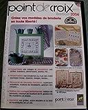 logiciel de point de croix en ligne  Point de croix édition prestige 2004