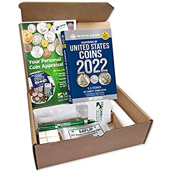 Blue Book Coin Values Personal Appraisal Kit How to Sell Coins Gold Silver Money