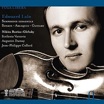 Lalo: Symphonie espagnole, Sonate, Arlequin & Guitare