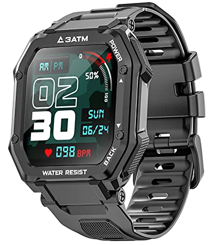 Smart Watches for Men Women, Activing Fitness Tracker with Heart Rate Blood...