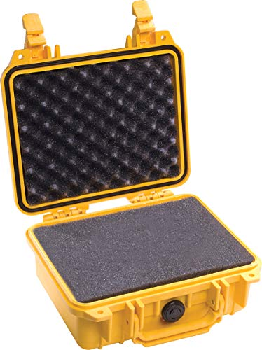 PELI 1200 Protective Case for DSLR Camera, Lens and Accessories, IP67...