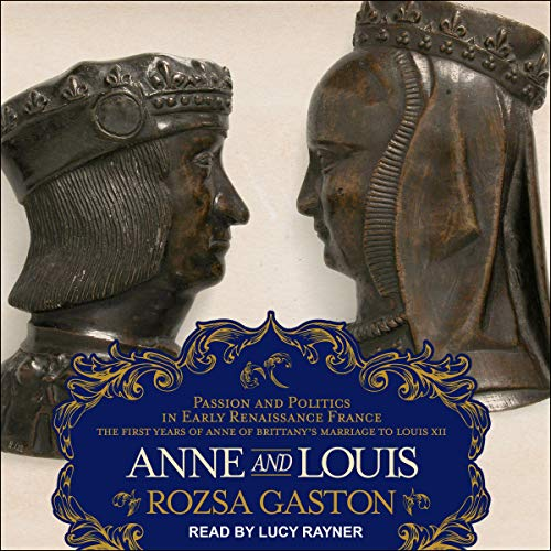 Anne and Louis audiobook cover art
