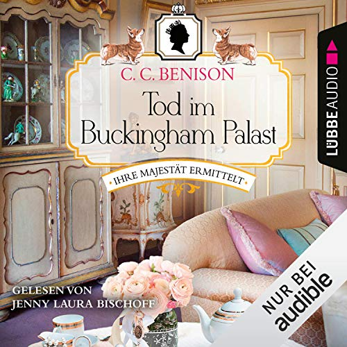 Tod im Buckingham Palast Titelbild