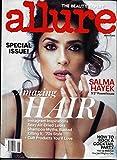 Allure August 2015 Salma Hayek