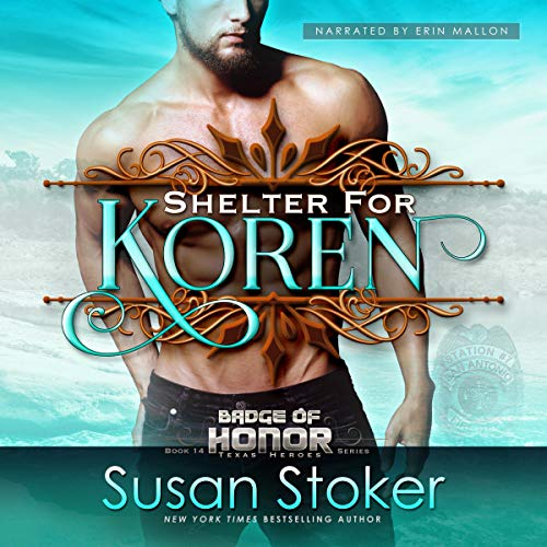 Shelter for Koren audiobook cover art