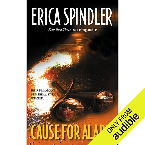 Cause for Alarm audiobook cover art