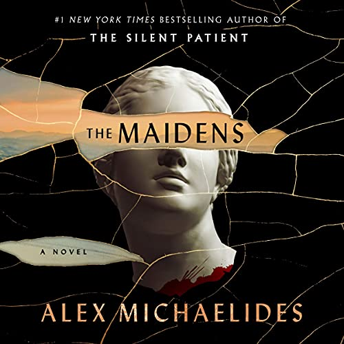 The Maidens Audiobook By Alex Michaelides cover art