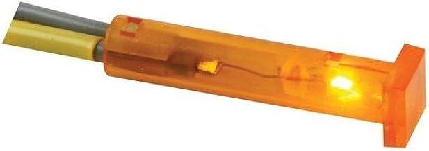 Seder 141843/T/émoin dalimentation LED 12/V 8/mm Rouge rond