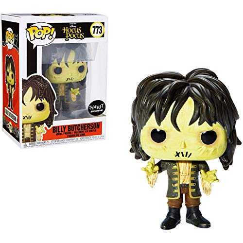 Lotoy Funko Pop Movies : Hocus Pocus - Billy Butcherson 3.75inch Vinyl Gift for Movies Fans Model