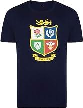 Brand Co. Official British & Irish Lions Logo tee [Azul Marino]