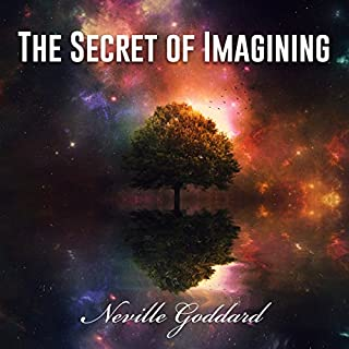 The Secret of Imagining audiobook cover art