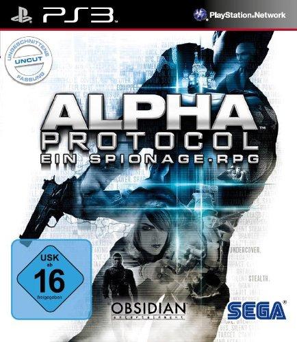 SEGA  Alpha Protocol