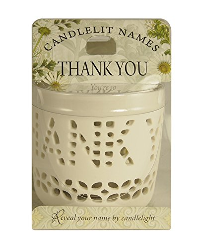 Candlelit Names Thank You