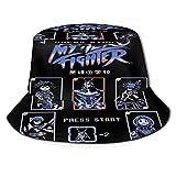 XCNGG Natsume Yuujinchou Unisex Summer Sun Bucket Hat Gorra de Playa