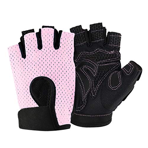 FIged Workout Gloves for Women Men,Training Gloves with Wrist Support for Fitness Exercise Weight Lifting Gym Crossfit