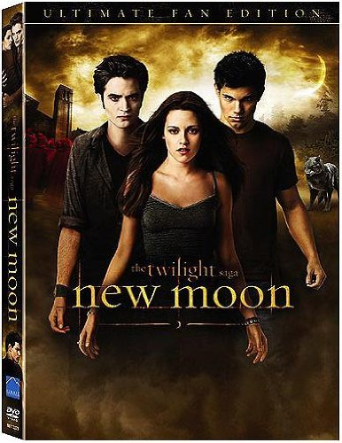 The Twilight Saga: New Moon (Ultimate Fan Edition DVD with Bonus Footage)