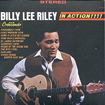 Billy Lee Riley - In Action!