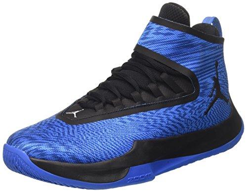 Nike Jordan Fly Unlimited, Zapatos de Baloncesto Hombre, Azul (Italy Blue/Black/Black), 43 EU