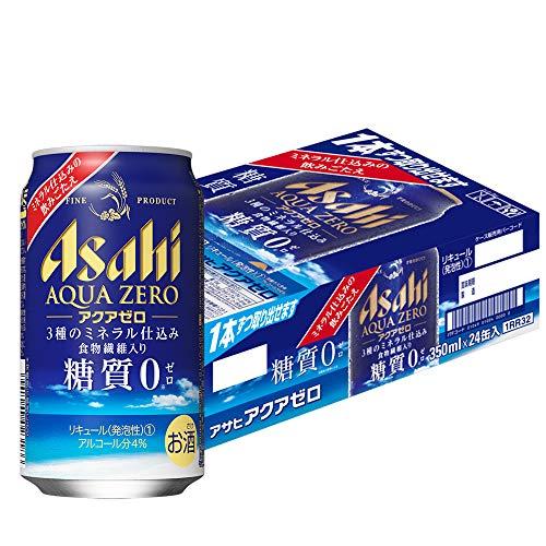 アサヒビール アクアゼロ 350ml×24本