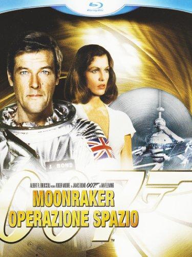 007 - Moonraker - Operazione spazio [Blu-ray] [IT Import]