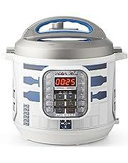 Instant Pot Duo 60 (R2D2) Star Wars elektryczny szybkowar, wielofunkcyjne urządzenie ze stali nierdzewnej, 1000 W, 5,7 litra