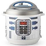 Instant Pot Duo 60 (R2D2) Star Wars Olla eléctrica multifunción, olla a presión de acero inoxidable, 1000 W, 5,7 litros