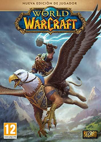 World of Warcraft Nueva - Edición de jugador (este juego contiene código de descarga para contenido digital)