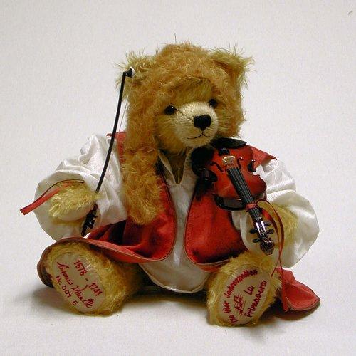 Hermann Coburg Teddy 19204-4