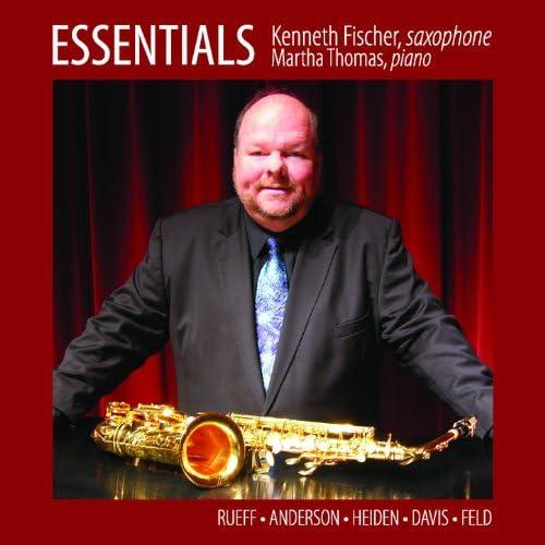 Kenneth Fischer, saxophone & Martha Thomas, piano