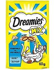 Dreamies Somonlu ve Peynirli Kedi Ödül Maması