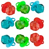 Jewel Pop 36 Count Ring Shaped Candy Suckers |...