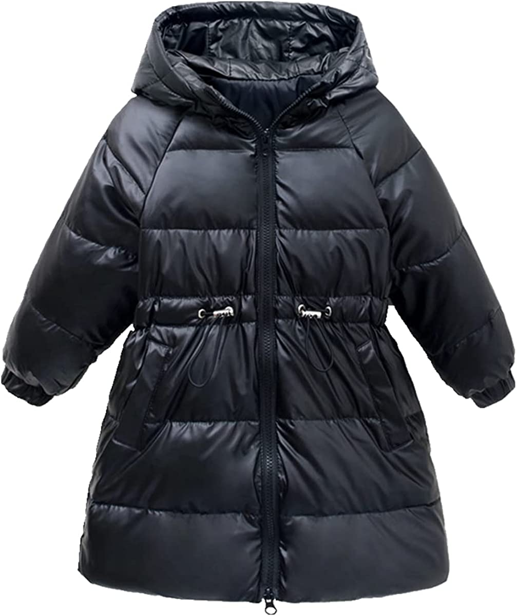 Girls Boys Hoodie Down Outerwear Coats Alternative dealer Winter Ba Zipper Snowsuit Tampa Mall