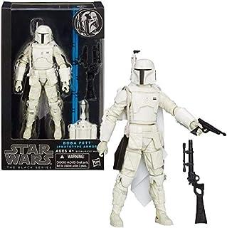 Hasbro Star Wars Black Series BOBA FETT (White Prototype Armor) - Special Edition