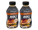 J.L Kraft Chipotle Aioli with Real Chipotle Peppers Spread for Dipping, Sandwiches, Burgers - 2 Pk...