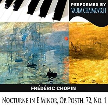 Frédéric Chopin: Nocturne in E Minor, Op. Posth. 72, No. 1