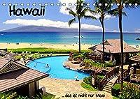 Hawaii ... das ist nicht nur MauiAT-Version (Tischkalender 2022 DIN A5 quer): Hawaii - der 50. Bundesstaat der USA. Die Inselkette bildet die noerdliche Spitze des polynesischen Dreiecks. (Monatskalender, 14 Seiten )