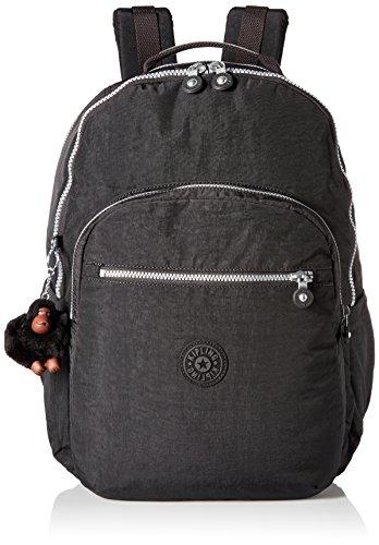 Kipling Women's Seoul Extra Large Backpack, Black, One Size