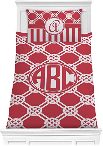 RNK Shops Celtic Knot Comforter Set - Twin (Personalized)