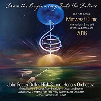 2016 Midwest Clinic: John Foster Dulles High School Honors Orchestra (Live)