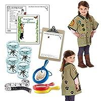 Becker's School Supplies I'm an Explorer Dramatic Play Kit [並行輸入品]