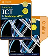 Complete ICT for Cambridge IGCSE Print and online student book pack (CIE IGCSE Complete Series)