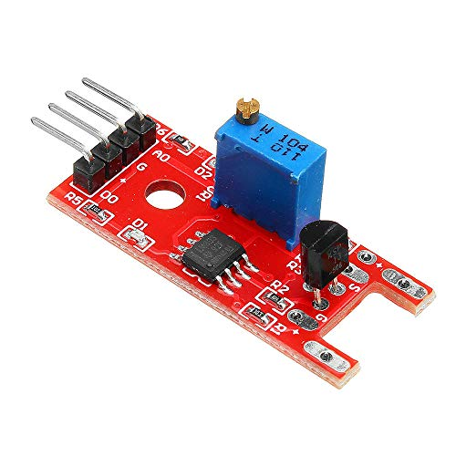 KY-036 Metal Touch Switch Sensor Module Human Touch Sensor for Arduino - products that work with official Arduino boards 3pcs