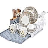 Kingrack escurreplatos rejilla de secado de platos de acero