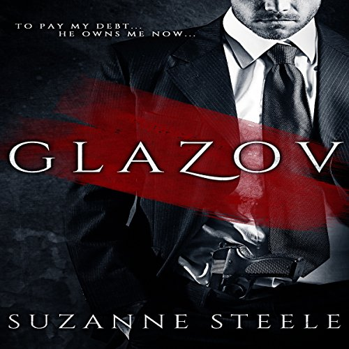 Glazov audiobook cover art