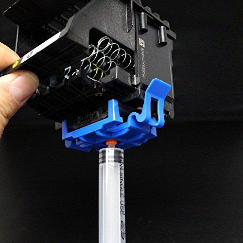 Repair kit for HHP 950 HP 951 HP 952 HP 953 HP955 HP711 printhead Unclog HP officejet pro 8610 8620 8600Printhead -()