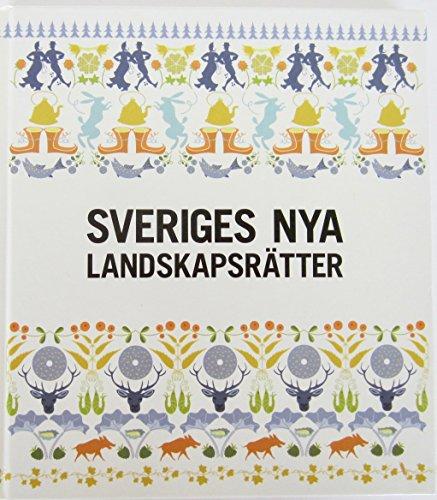Sveriges Nya Landskapsrätter - schwedisches Kochbuch