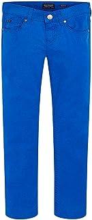 Mayoral Pantalones de algodón Niños, 16 años (166 cm), Pacífico