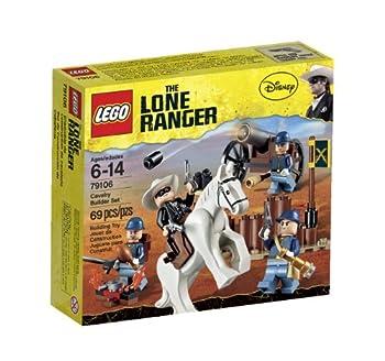 LEGO The Lone Ranger Cavalry Builder Set  79106