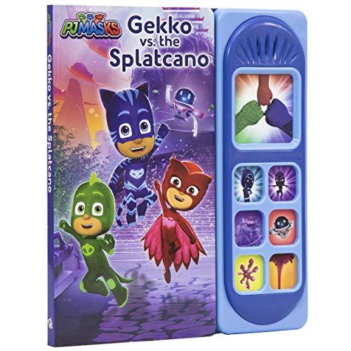 Pj Masks: Gekko vs. the Splatcano