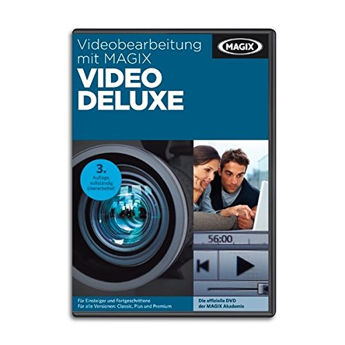 Videobearbeitung mit MAGIX Video deluxe MX